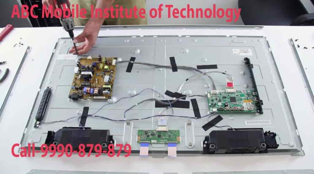 Best Led Lcd Tv Repairing Course in Lucknow