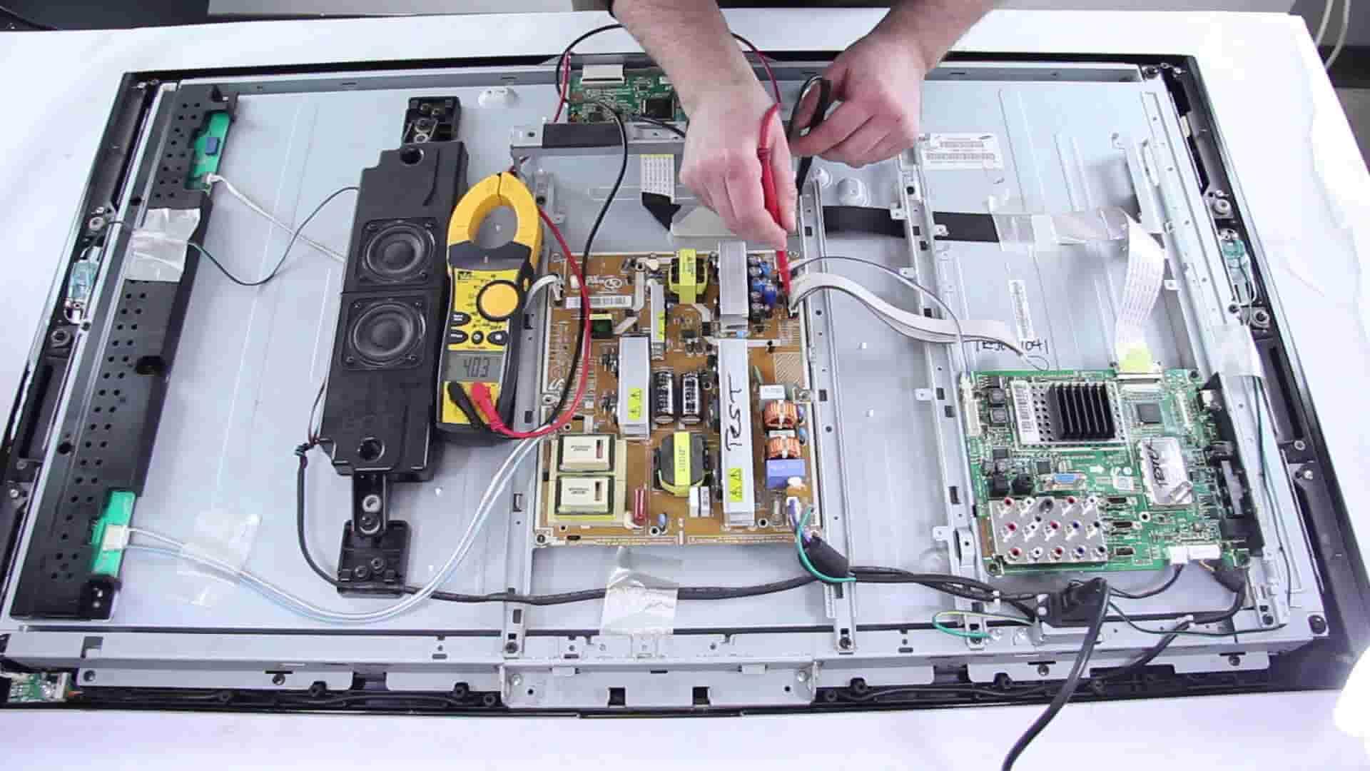 Lcd Led Smart Tv Repairing Course Institute Delhi Wiring Diagram For