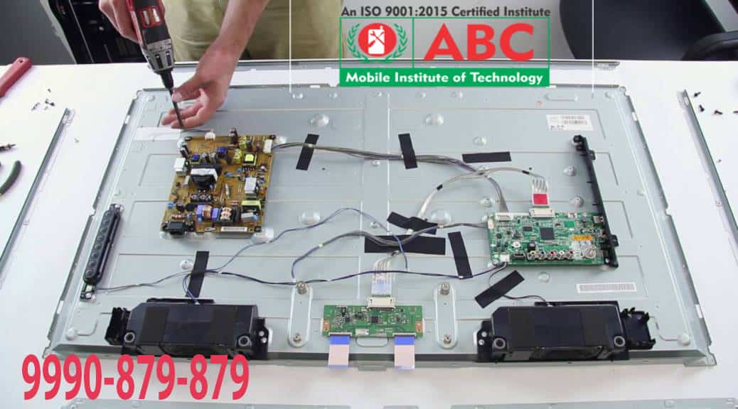 Led Lcd Smart Tv Repairing Course in Agra