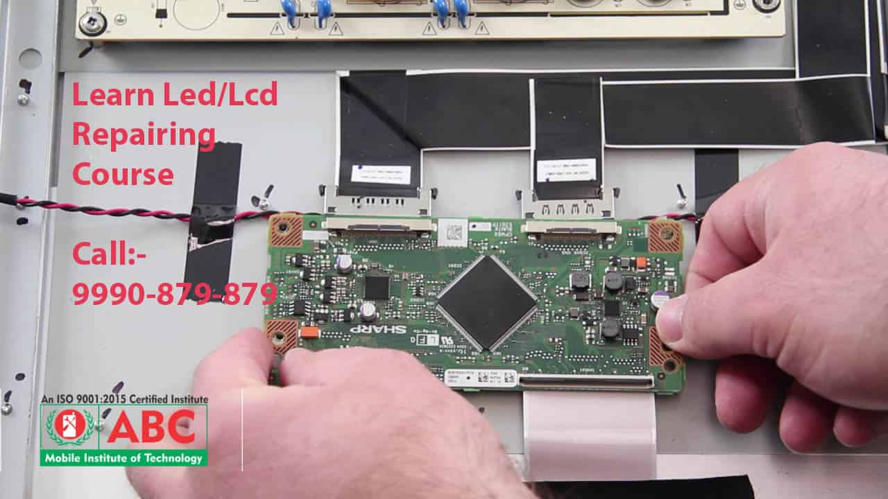 Led Lcd Smart Tv Repairing Course in Ludhiana