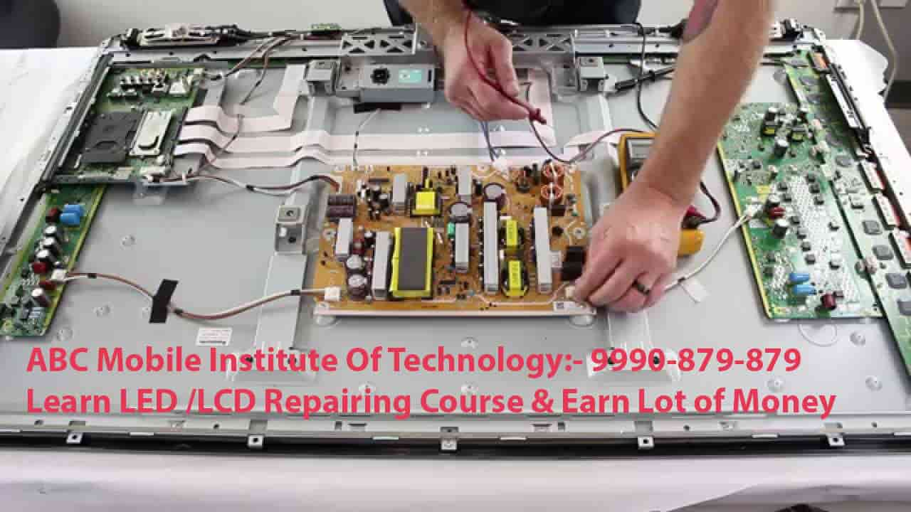 Led Lcd Smart Tv Repairing Course in Patna