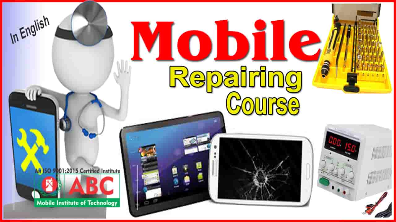 Mobile Repairing Course in Preet Vihar