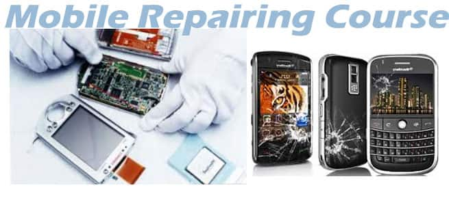 Scope of Mobile Repairing Course