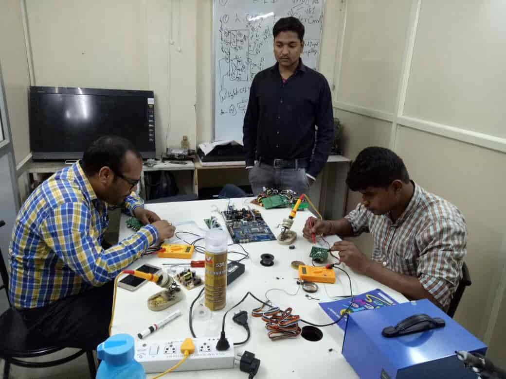 led lcd repairing course in Haryana