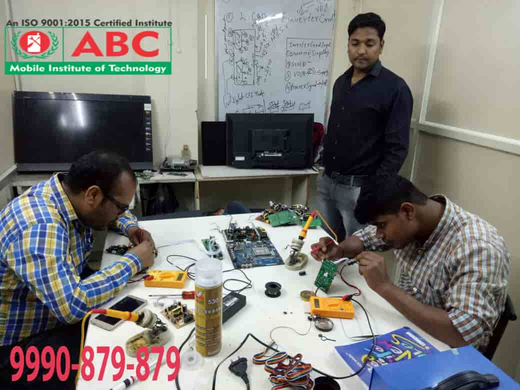 led lcd smart tv repairing course in gurgaon