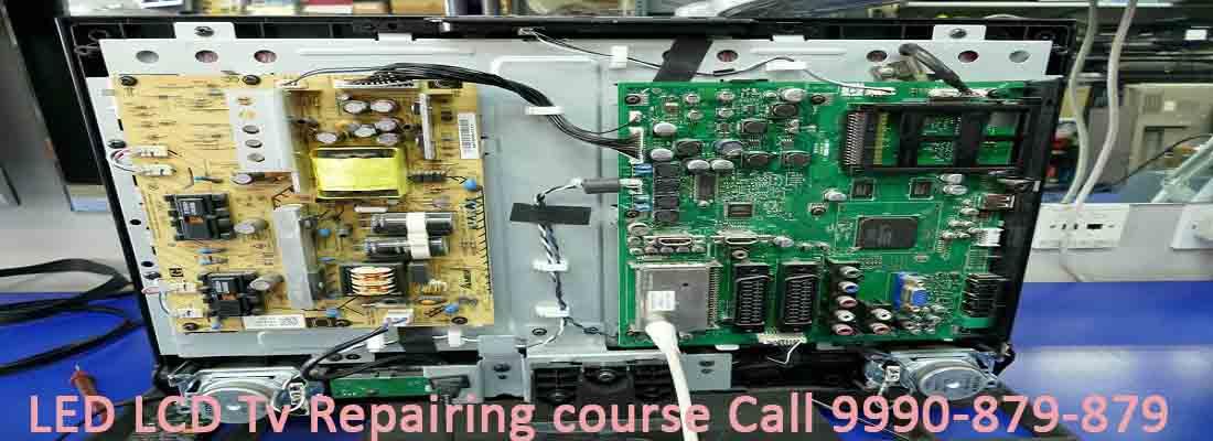 Led Lcd Tv Repairing Course in Mumbai
